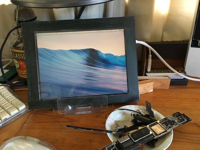 iPad3のRetinaディスプレイを使ったモニター